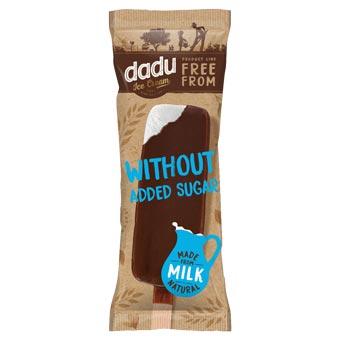 Dadu Glazed Vanilla Ice Cream Without Added Sugar