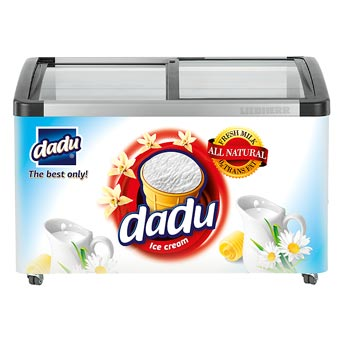 Dadu Ice Cream Freezer