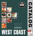 Bandi Foods Product Catalog 2019 West Coast Download