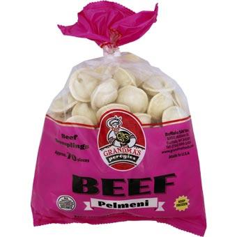 Grandmas Beef Dumplings