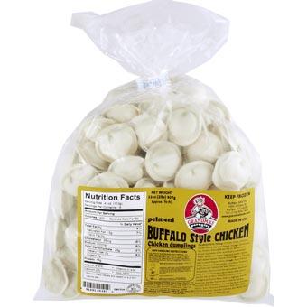 Grandmas Buffalo Style Chicken Dumplings