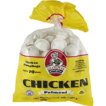Grandmas Chicken Dumplings