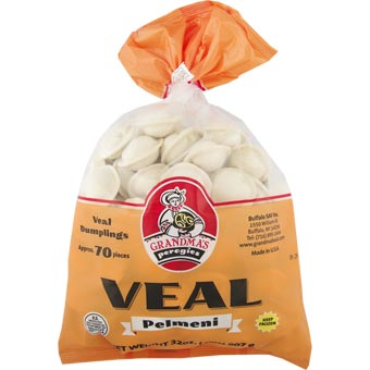 Grandmas Veal Dumplings