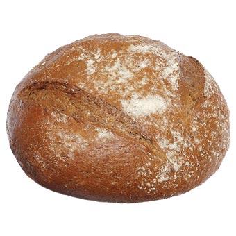 Half Raw Rye Bread