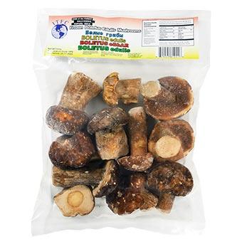 ITFC Frozen Boletus Edulis Mushrooms 500g