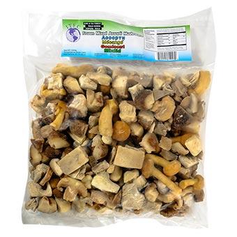 ITFC Frozen Mixed Mushrooms 1000g