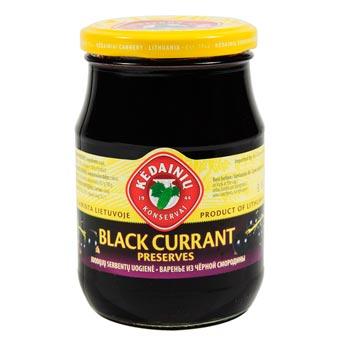 Kedainiu Blackcurrant Preserves