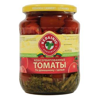 Kedainiu Homemade Style Whole Pickled Tomatoes