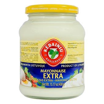 Kedainiu Mayonnaise Extra