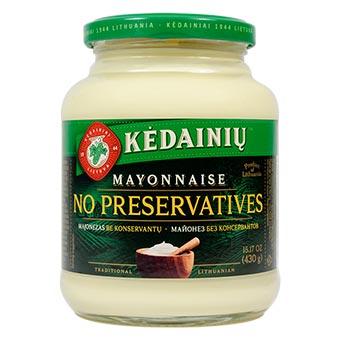 Kedainiu No Preservatives Mayonnaise 430g