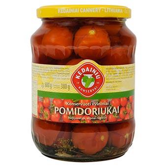 Kedainiu Pickled Cherry Tomato 680g