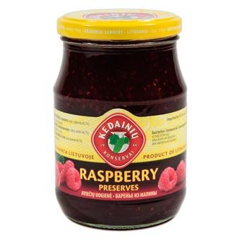 Kedainiu Raspberry Preserves