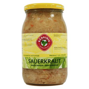 Kedainiu Sauerkraut