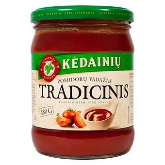 Kedainiu Traditional Tomato Sauce 480g