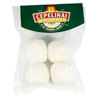 Liutukas Cepelinai Vegetarian Potato Dough