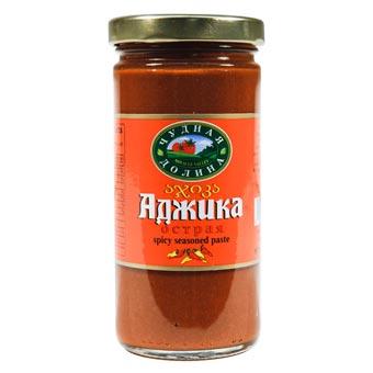 Miracle Valley Adjika Spicy Seasoned Paste