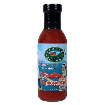 Miracle Valley Chernomorsky Seafood Tomato Sauce