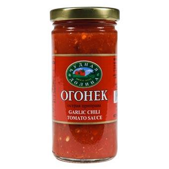 Miracle Valley Ogonek Garlic Chili Tomato Sauce