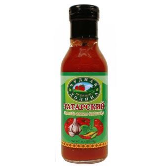 Miracle Valley Tatarsky Tomato Sauce
