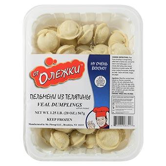 MrPierogi Veal Dumplings