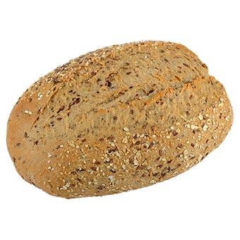 Multi Grain Half Raw Bread 750g