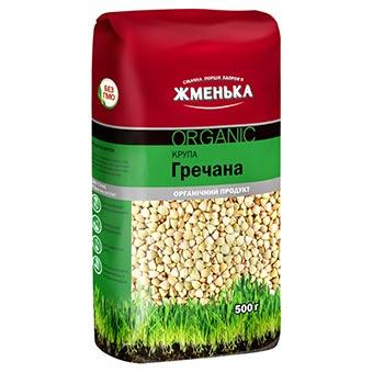 Zhmenka Organic Buckwheat Grains 500g