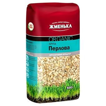 Zhmenka Organic Pearl Barley Grains 500g