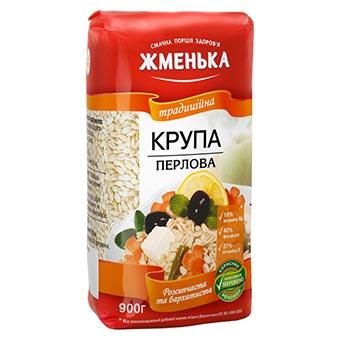 Zhmenka Pearl Barley Grains 900g