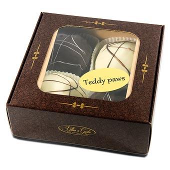 Pellia a Gusto Teddy Paws Cakes