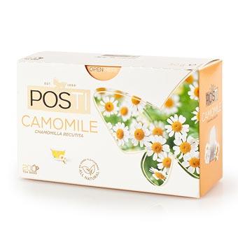 Posti Camomile Herbal Tea 20 Bags