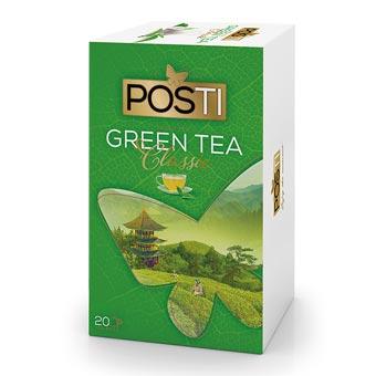 Posti Green Tea 20 Bags