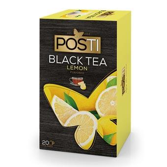 Posti Lemon Black Tea 20 Bags