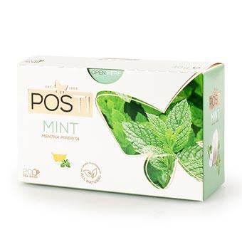 Posti Mint Herbal Tea 20 Bags