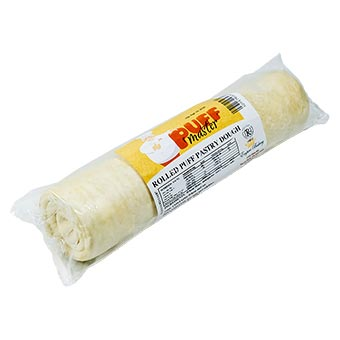 Puff Master Rolled Puff Pastry Dough 850g