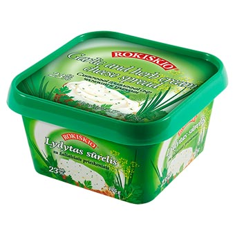 Rokiskio Cheese Spread with Herbs