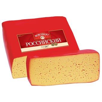 Rokiskio Russian Cheese