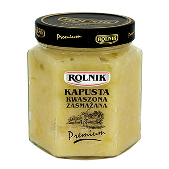 Rolnik Fried Sauerkraut 560ml