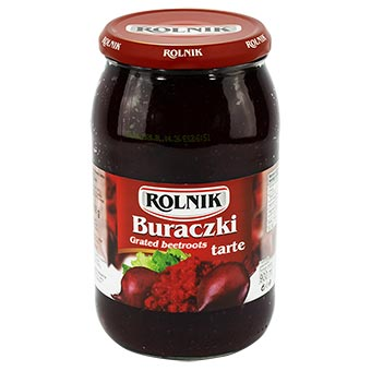 Rolnik Grated Beetroots 900ml
