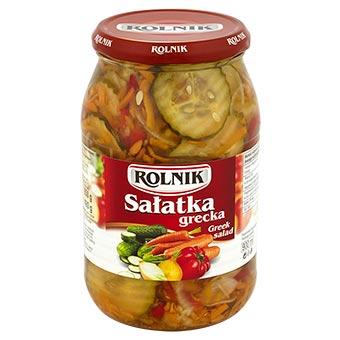 Rolnik Greek Salad 900ml