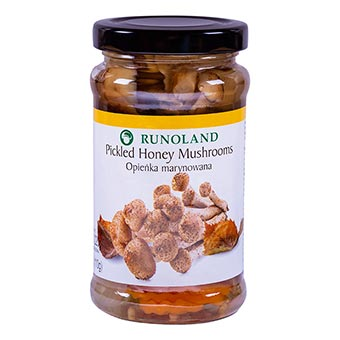 Runoland Pickled Honey Mushrooms 220g