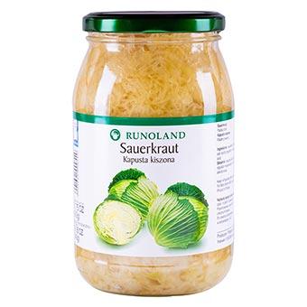 Runoland Sauerkraut 900g