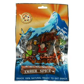 SFJ Amber Spice Skinless Dried Blue Whiting Fish Halves