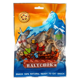 SFJ Balychok Skinless Dried Fish Halves