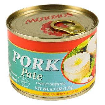 Sokolow Hunter Pork Stew Easy Opener 400g