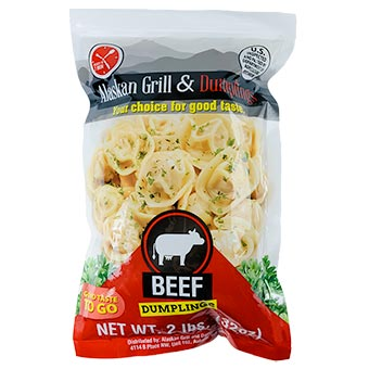Sonia Kitchen Beef Dumplings 2lb