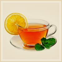 Tea Products Page