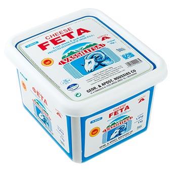 Vassilitsa Feta Cheese 1kg