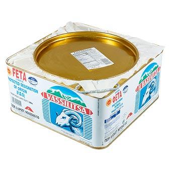 Vassilitsa Feta Cheese 4kg