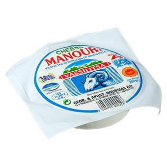 Vassilitsa Manouri Cheese 200g