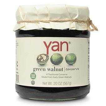 Yan Green Walnut Conserve 20oz